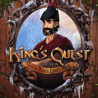 Portada oficial de King's Quest - Chapter IV: Snow Place Like Home para PS4