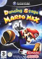Portada oficial de de Dancing Stage: Mario Mix para GameCube