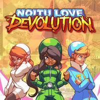 Portada oficial de Noitu Love: Devolution eShop para Nintendo 3DS