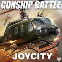 Portada oficial de Gunship Battle para Android
