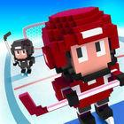 Portada oficial de de Blocky Hockey para iPhone
