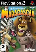 Portada oficial de de Madagascar para PS2