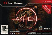 Portada oficial de Ashen (Nokia N-Gage) para N-Gage