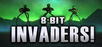 Portada oficial de 8-Bit Invaders! para PC