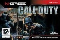 Portada oficial de Call of Duty para N-Gage