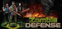 Portada oficial de Zombie Defense para PC