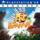 Portada oficial de de Ace Banana para PS4