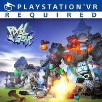 Portada oficial de Pixel Gear para PS4