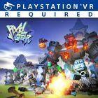 Portada oficial de de Pixel Gear para PS4