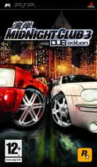 Portada oficial de de Midnight Club 3: DUB Edition para PSP