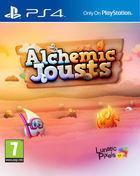 Portada oficial de de Alchemic Jousts para PS4