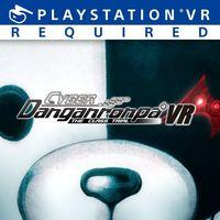 Portada oficial de Cyber Danganronpa VR: Class Trial para PS4