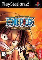 Portada oficial de de One Piece Grand Battle Rush para PS2