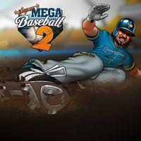 Portada oficial de Super Mega Baseball 2 para PS4