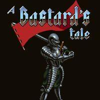 Portada oficial de A Bastard's Tale para PS4