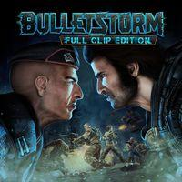 Portada oficial de Bulletstorm: Full Clip Edition para PS4