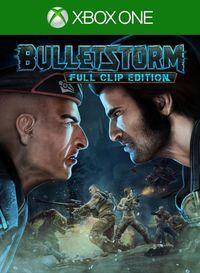 Portada oficial de Bulletstorm: Full Clip Edition para Xbox One