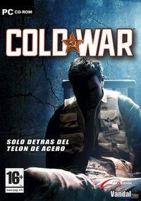 Portada oficial de Cold War para PC