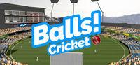 Portada oficial de Balls! Virtual Reality Cricket para PC