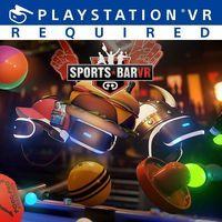 Portada oficial de Sports Bar VR para PS4