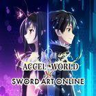 Portada oficial de de Accel World vs. Sword Art Online: Millennium Twilight PSN para PSVITA