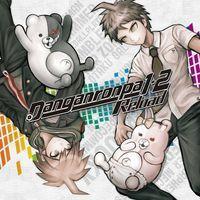 Portada oficial de Danganronpa 1&2 Reload para PS4