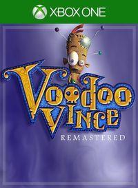 Portada oficial de Voodoo Vince: Remastered para Xbox One