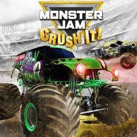 Portada oficial de Monster Jam: Crush It! para PS4