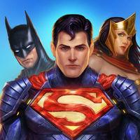 Portada oficial de DC Legends para Android