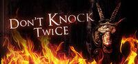 Portada oficial de Don't Knock Twice para PC