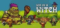 Portada oficial de Son of a Witch para PC