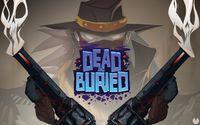 Portada oficial de Dead and Buried para PC