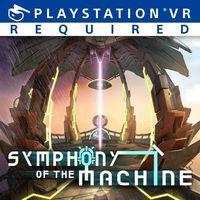 Portada oficial de Symphony of the Machine para PS4