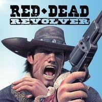 Portada oficial de Red Dead Revolver para PS4