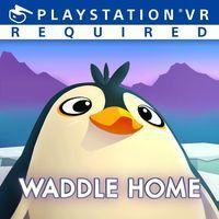 Portada oficial de Waddle Home para PS4