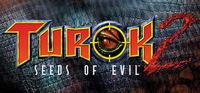 Portada oficial de Turok 2: Seeds of Evil para PC