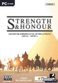 Portada oficial de Strength & Honour para PC