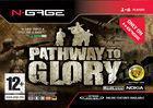 Portada oficial de de Pathway to Glory para N-Gage