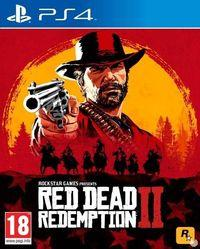 Portada oficial de Red Dead Redemption 2 para PS4