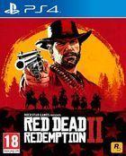 Portada oficial de de Red Dead Redemption 2 para PS4