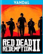 Portada oficial de de Red Dead Redemption 2 para PS4