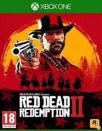 Portada oficial de Red Dead Redemption 2 para Xbox One