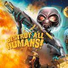 Portada oficial de de Destroy All Humans! para PS4