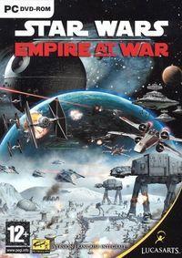 Portada oficial de Star Wars: El Imperio en Guerra para PC