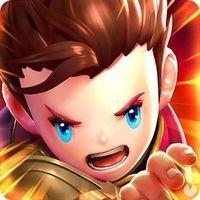 Portada oficial de Hyper Heroes para Android
