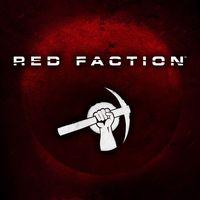 Portada oficial de Red Faction para PS4
