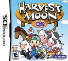 Portada oficial de de Harvest Moon DS para NDS