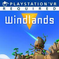 Portada oficial de Windlands para PS4