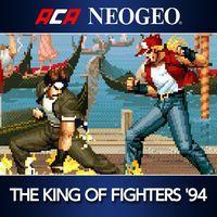 Portada oficial de The King of Fighters '94 para PS4