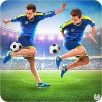 Portada oficial de SkillTwins Football Game para Android